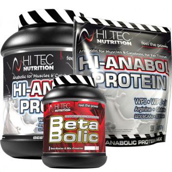 HI TEC Hi-Anabol Protein 3250g + Beta Bolic 240caps