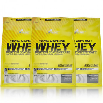 OLIMP 100% Natural Whey Protein Concentrate 2100g