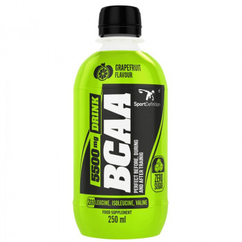 SportDefinition Drink BCAA 250ml