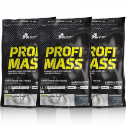 OLIMP Profi Mass 3x1000g