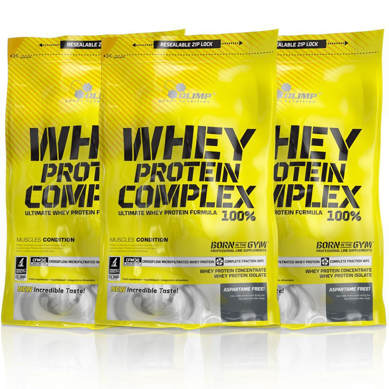 OLIMP Whey Protein Complex 100% 3x700g