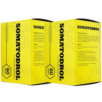 IRIDIUM LABS Somatodrol 2x60caps