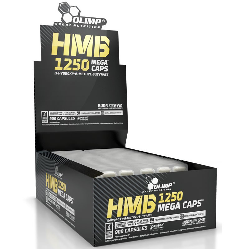 OLIMP HMB 1250 Mega Caps 150caps