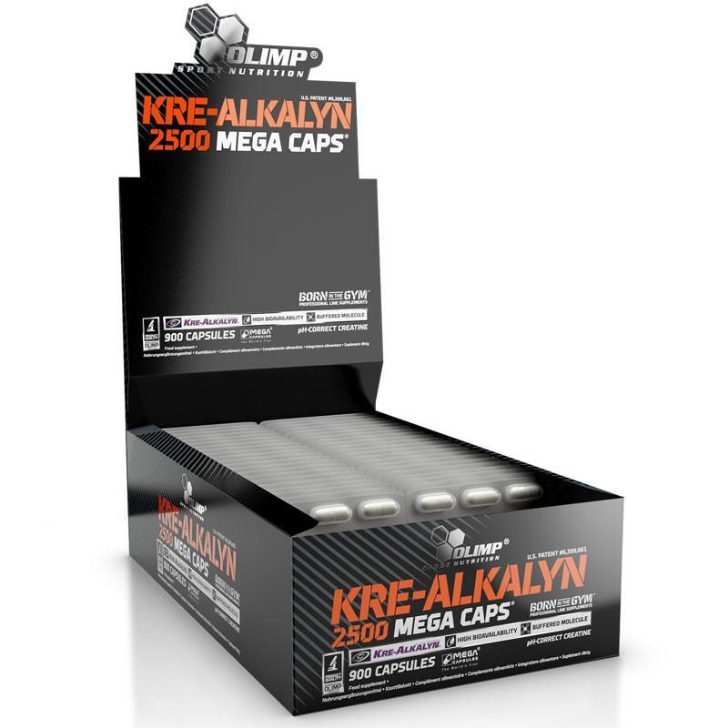 OLIMP Kre-Alkalyn 2500 Mega Caps 150caps - Sklep ...