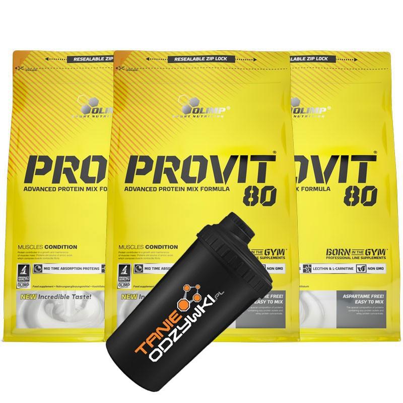 OLIMP Provit 80 3x700g