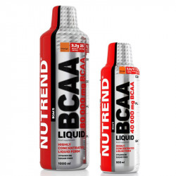 NUTREND BCAA Liquid 1000ml+500ml
