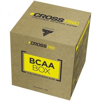 TREC Crosstrec BCAA Box 25x15g