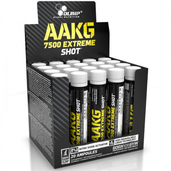 OLIMP AAKG 7500 Extreme Shot 20x25ml