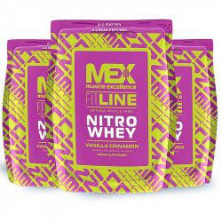 MEX Nitro Whey 910g