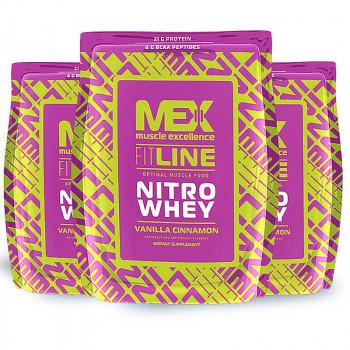 MEX Nitro Whey 2270g