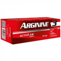 ACTIVLAB Arginine 3 120caps