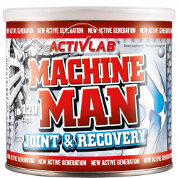 ACTIVLAB Machine Man Joint&Recovery 120caps