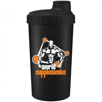 TANIE-ODZYWKI World Supplements Logo Color Shaker v2 700ml
