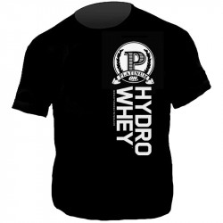 OPTIMUM NUTRITION T-shirt Hydro Whey Black Koszulka