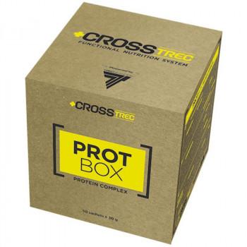 TREC Crosstrec Prot Box 50x30g