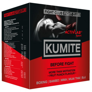 ACTIVLAB Fight Club Kumite 20x20g