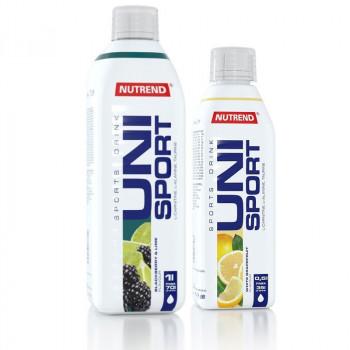 NUTREND Unisport 1000ml + NUTREND Unisport 500ml GRATIS!