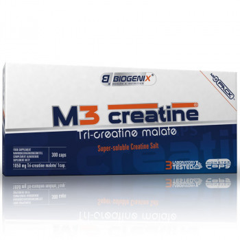 BIOGENIX Creatine M3 120caps