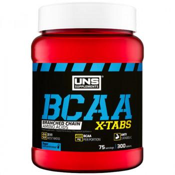 UNS BCAA X-Tabs 300tabs