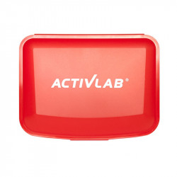 ACTIVLAB Lunch Box Red...