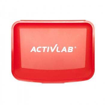 ACTIVLAB Lunch Box Red Pojemink Na Zywnosc
