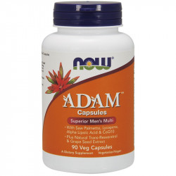 NOW ADAM Capsules 90vegcaps