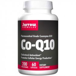 JARROW FORMULAS Co-Q10 200mg 60caps