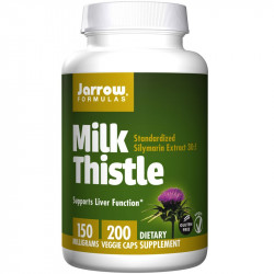 JARROW FORMULAS Milk Thistle 100caps