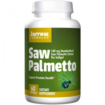 JARROW FORMULAS Saw Palmetto 60caps