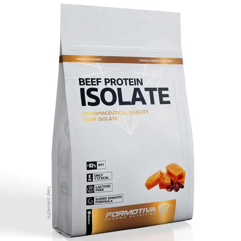 FORMOTIVA Beef Protein Isolate 700g
