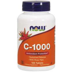 NOW C-1000 Sustained Release 100tabs