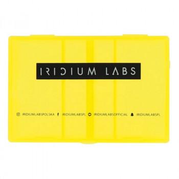 IRIDIUM LABS Pillbox Yellow
