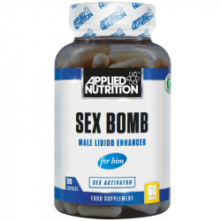 APPLIED NUTRITION Sex Bomb For Him 120caps
