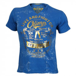 OLIMP Live And Fight True Rebels T-Shirt Koszulka