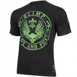 OLIMP Live And Fight T-Shirt Stamped Koszulka