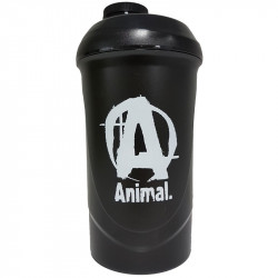 UNIVERSAL Animal Shaker Wave Black