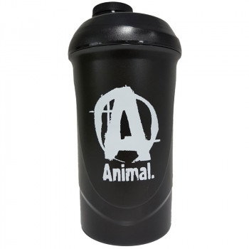 UNIVERSAL Animal Shaker Wave Black 600ml