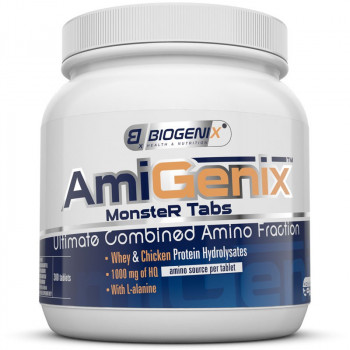 BIOGENIX AmiGenix Monster Tabs 300tabs