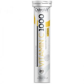 OSTROVIT Vitamin C 1000 20tabs