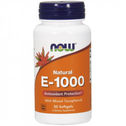 NOW Natural E-400 100caps