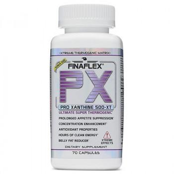 FINAFLEX PX White Pro Xanthine 500-XT 70caps