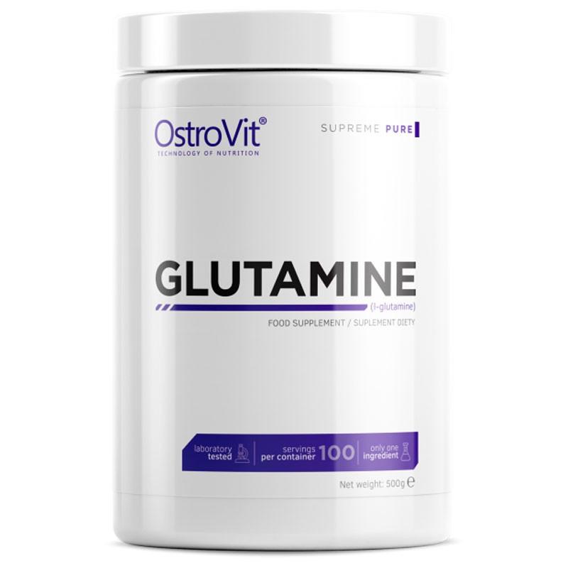 OSTROVIT L-Glutamine + Taurine 500g