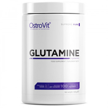 OSTROVIT Supreme Pure Glutamine 500g