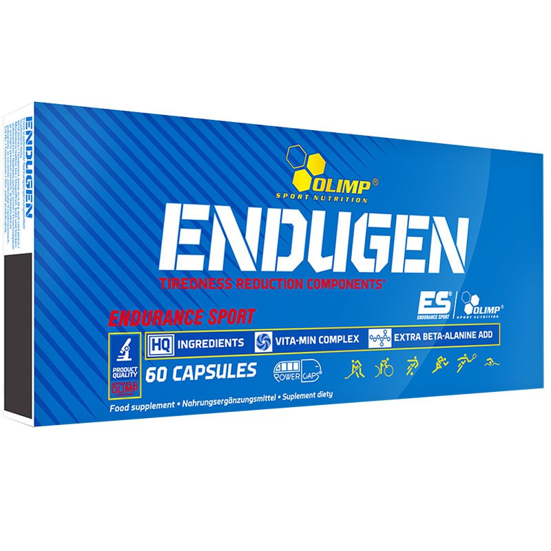 OLIMP ENDURANCE LINE Endugen Oxygen Performance 60caps