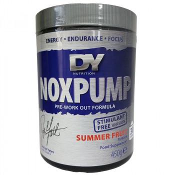 DORIAN YATES Nox Pump Stimulant Free Version 450g