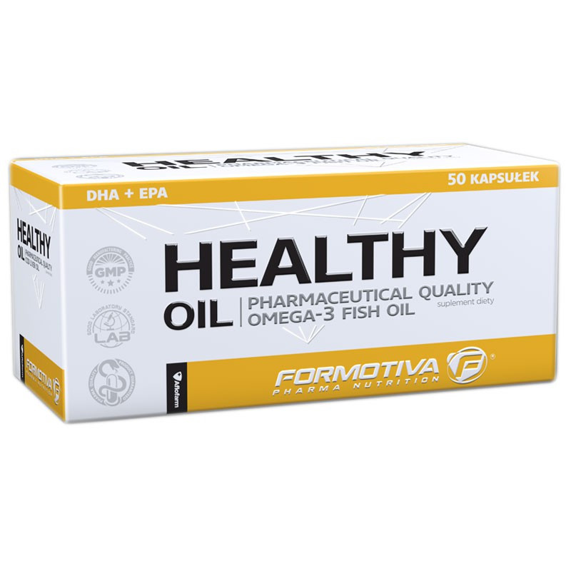 FORMOTIVA Healthy Oil 50caps