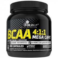 OLIMP BCAA 4:1:1 Mega Caps 300caps