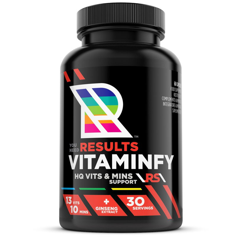 RESULTS Vitaminfy RS 60caps