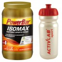 PowerBar Isomax 1200g + Activlab Bidon 650ml GRATIS!