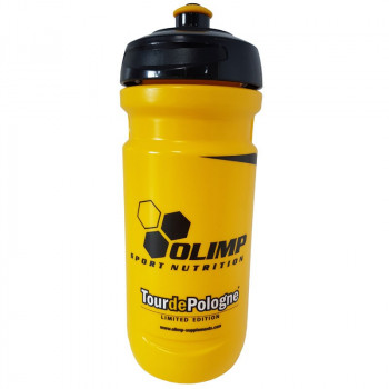 OLIMP Bidon TourDePologne Yellow 600ml